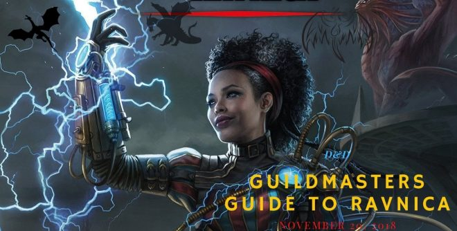 Guildmasters Guide To Ravnica PDF
